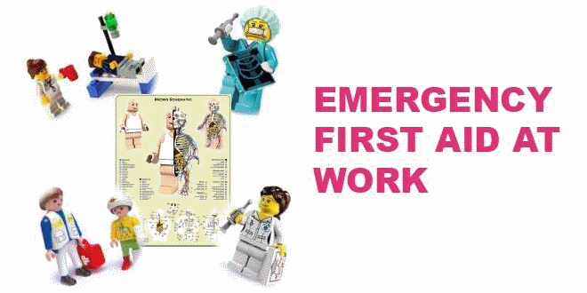 First Aid at Work free course