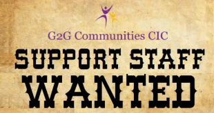 Support Staff Wanted