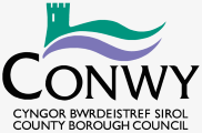 In partnership with Conwy County Council for Family Learning.