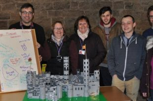 Caernarfon Castle Easter Workshops