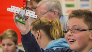 Rhyl Clubs for LEGO WeDo Robotics