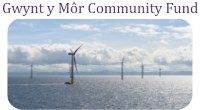 The Worlds 2nd Largest Offshore Wind Farm, supporting communities in coastal areas of Conwy, Denbighshire and Flintshire.